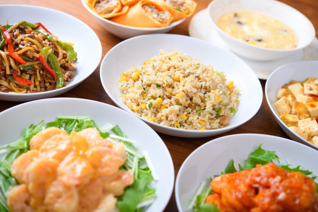 中華料理 大皿料理