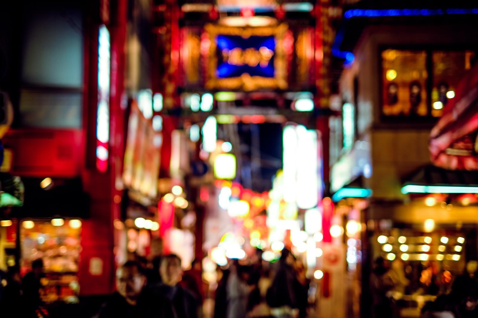 中華街、中華料理