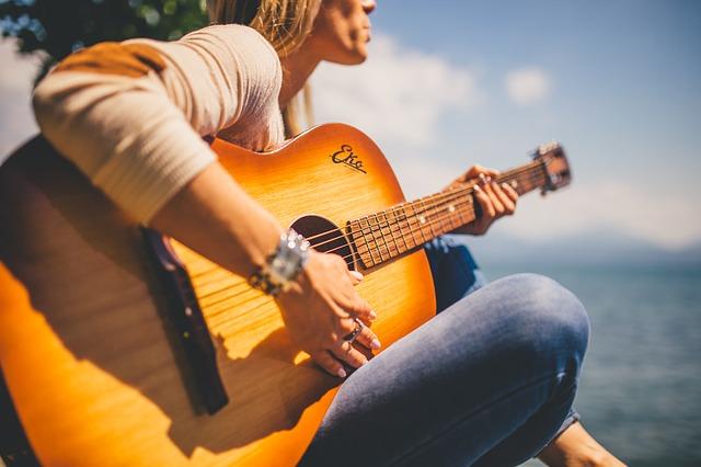 音響 ギター ミュージシャン