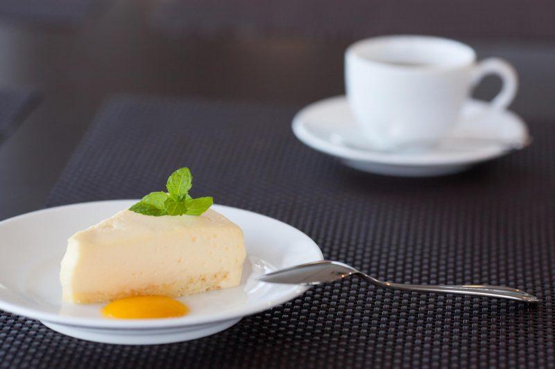 デザート・コーヒー・紅茶のいただき方イメージ画像
