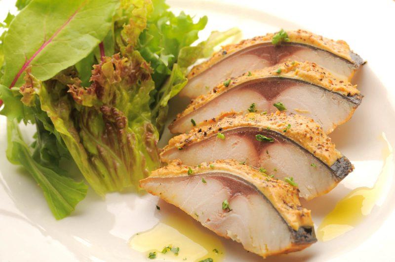 魚料理の食べ方イメージ画像