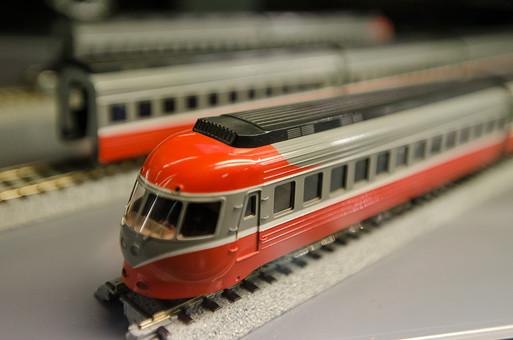 プラモデル 製作  電車 汽車 ジオラマ