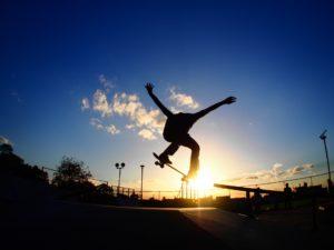 スケートボードメリット