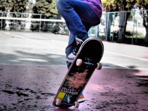 スケートボード基礎知識