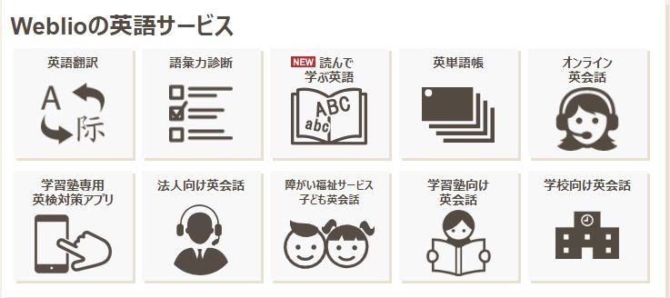 Weblio辞書