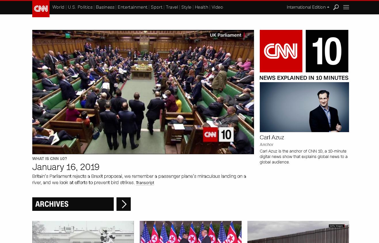 CNN10キャプチャ
