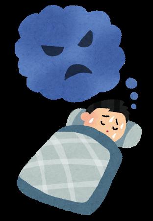 質の悪い睡眠
