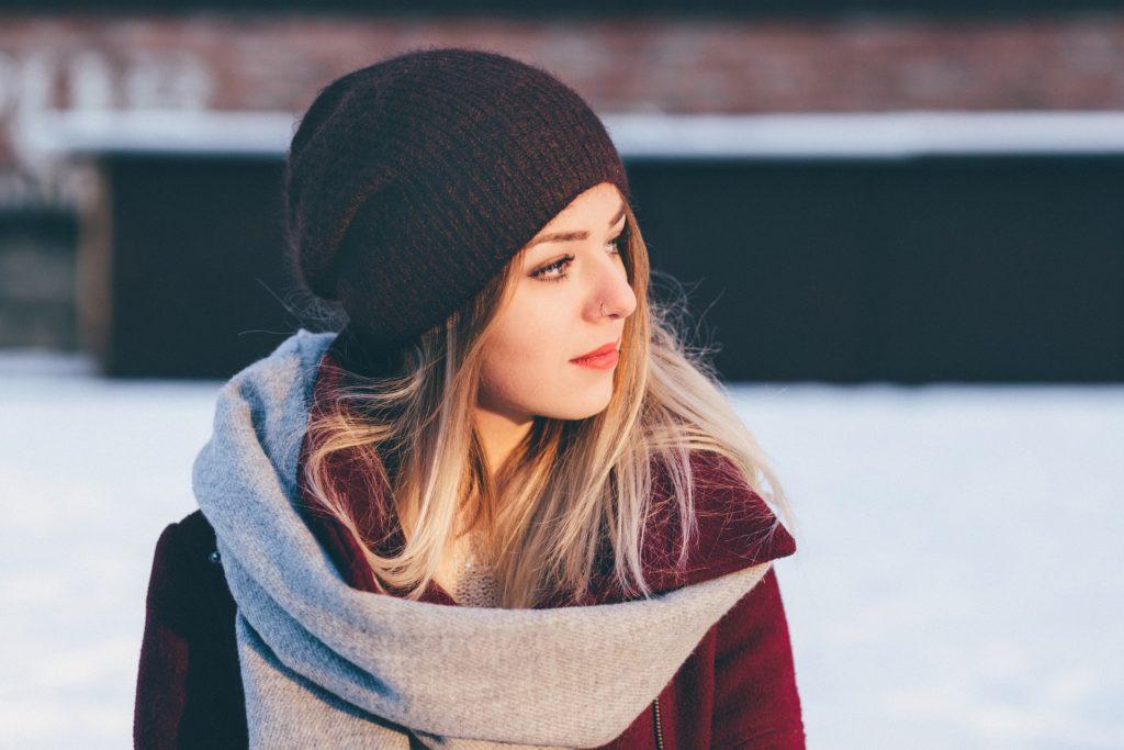 冬のレディースコーデ