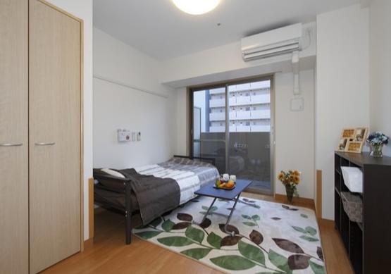 そんぽの家S立川の部屋の写真