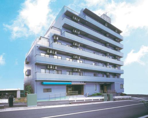 ニチイホーム立川柴崎の外観