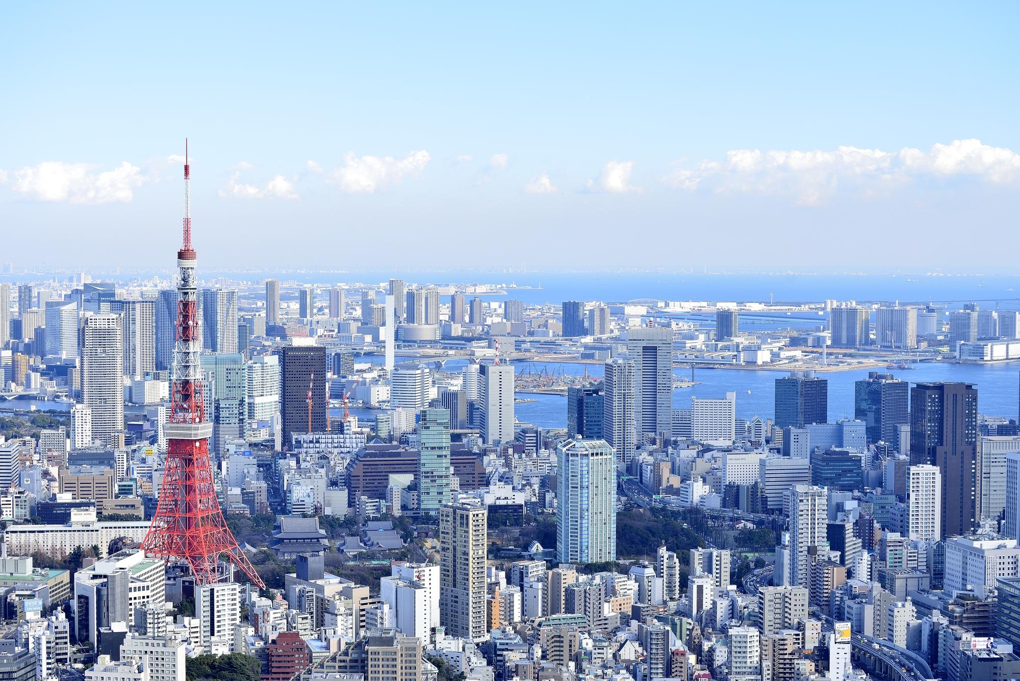 東京都心全体