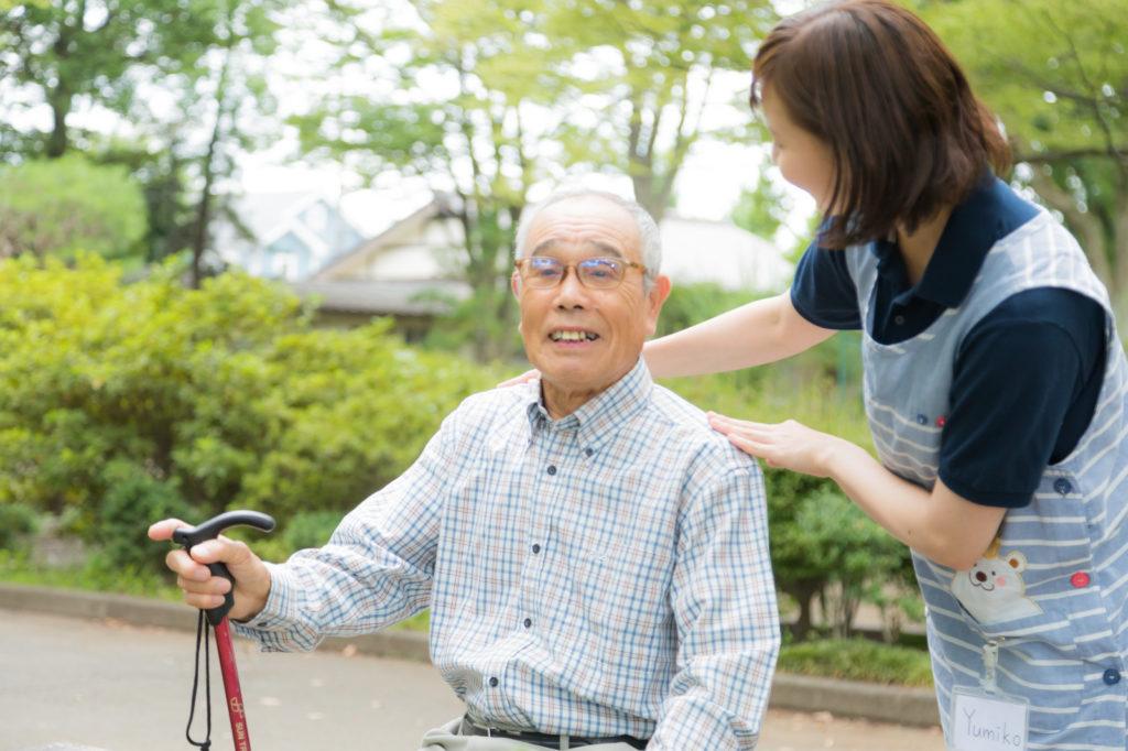 上野周辺の介護施設