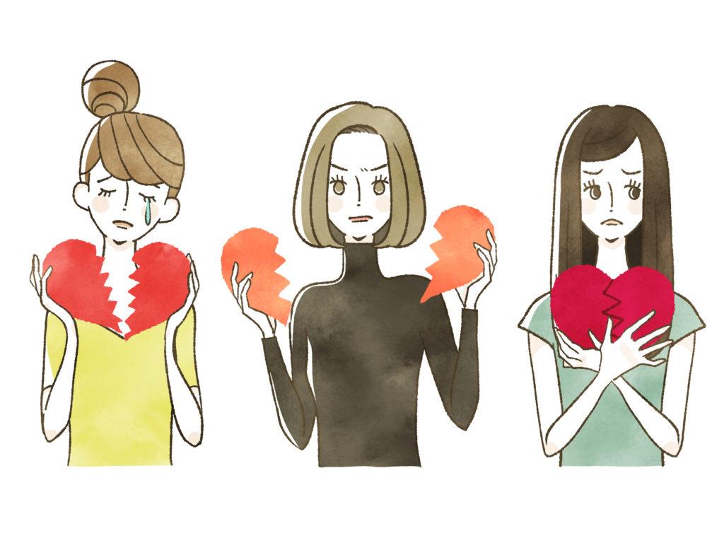婚活で悩む女性