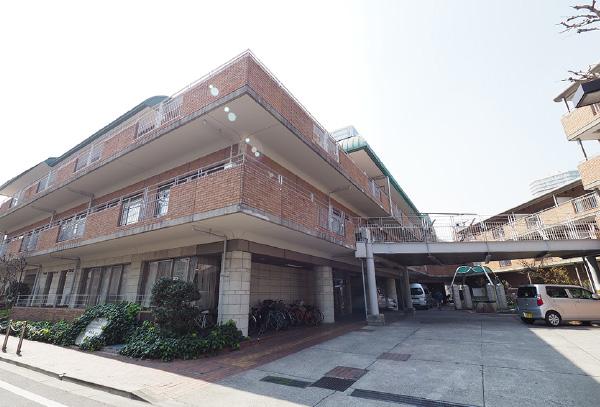 北新宿特別養護老人ホーム 外観