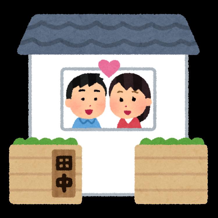 結婚生活のイメージ