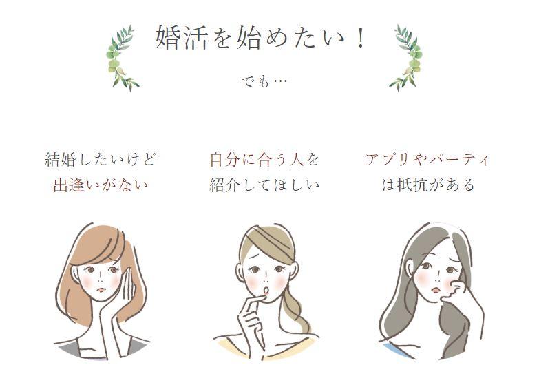 愛媛県 結婚相談所 サンマリエ