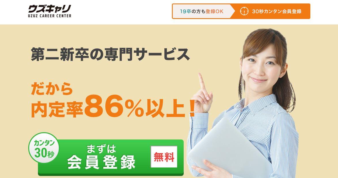 screenshot ウズキャリ